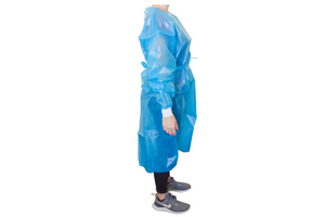 Disposable Isolation Gown (Level II) Pkg. of 10