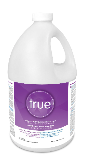 TRUE Sanitizer/Disinfectant (1x4L jug)