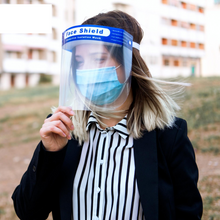 Load image into Gallery viewer, Disposable Splash Face Shield Kit