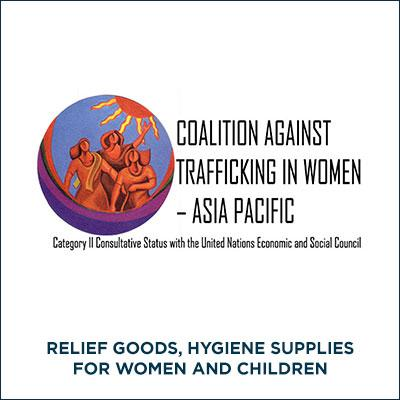 COALITION AGAINST TRAFFICKING IN WOMEN - ASIA PACIFIC for COVID-19