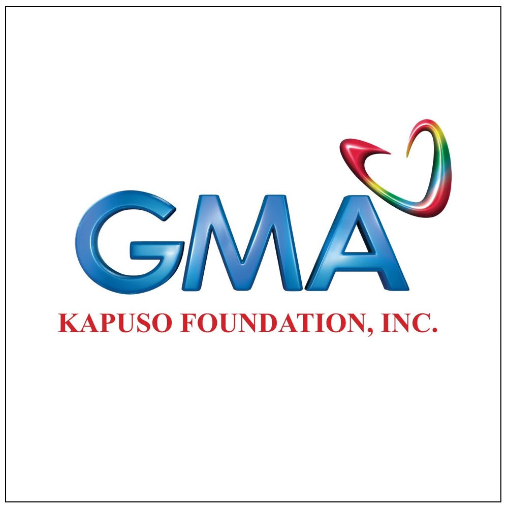 GMA KAPUSO FOUNDATION for Typhoon relief