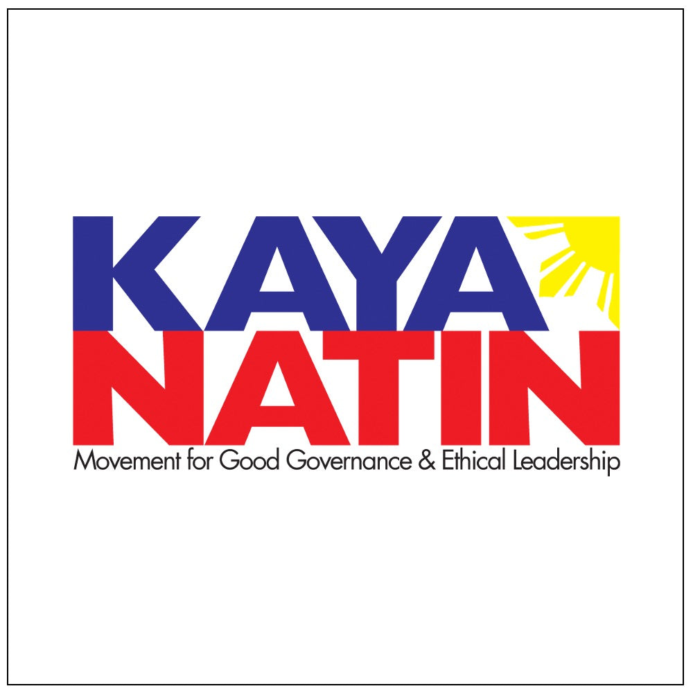 KAYA NATIN MOVEMENT for Typhoon relief