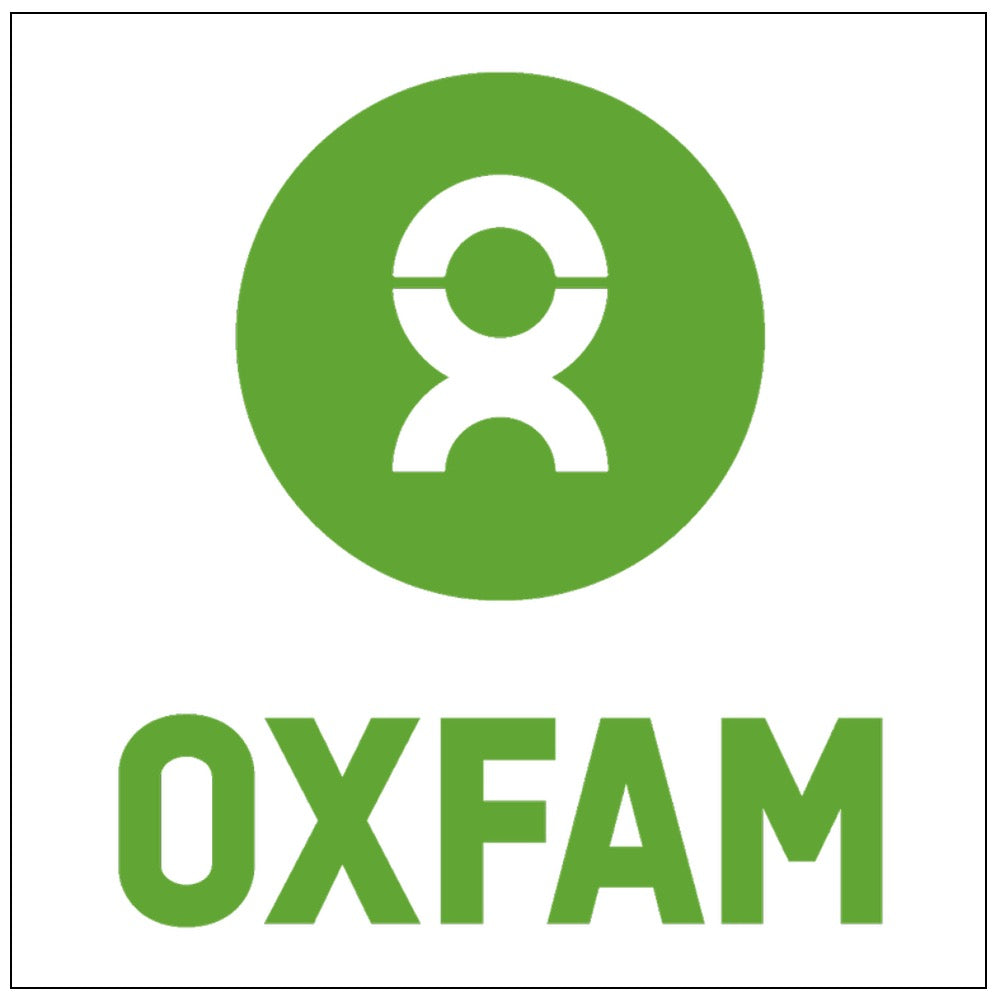 OXFAM PILIPINAS for Typhoon relief