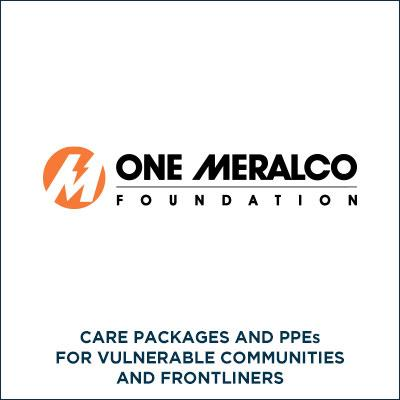 ONE MERALCO FOUNDATION INC. for COVID-19
