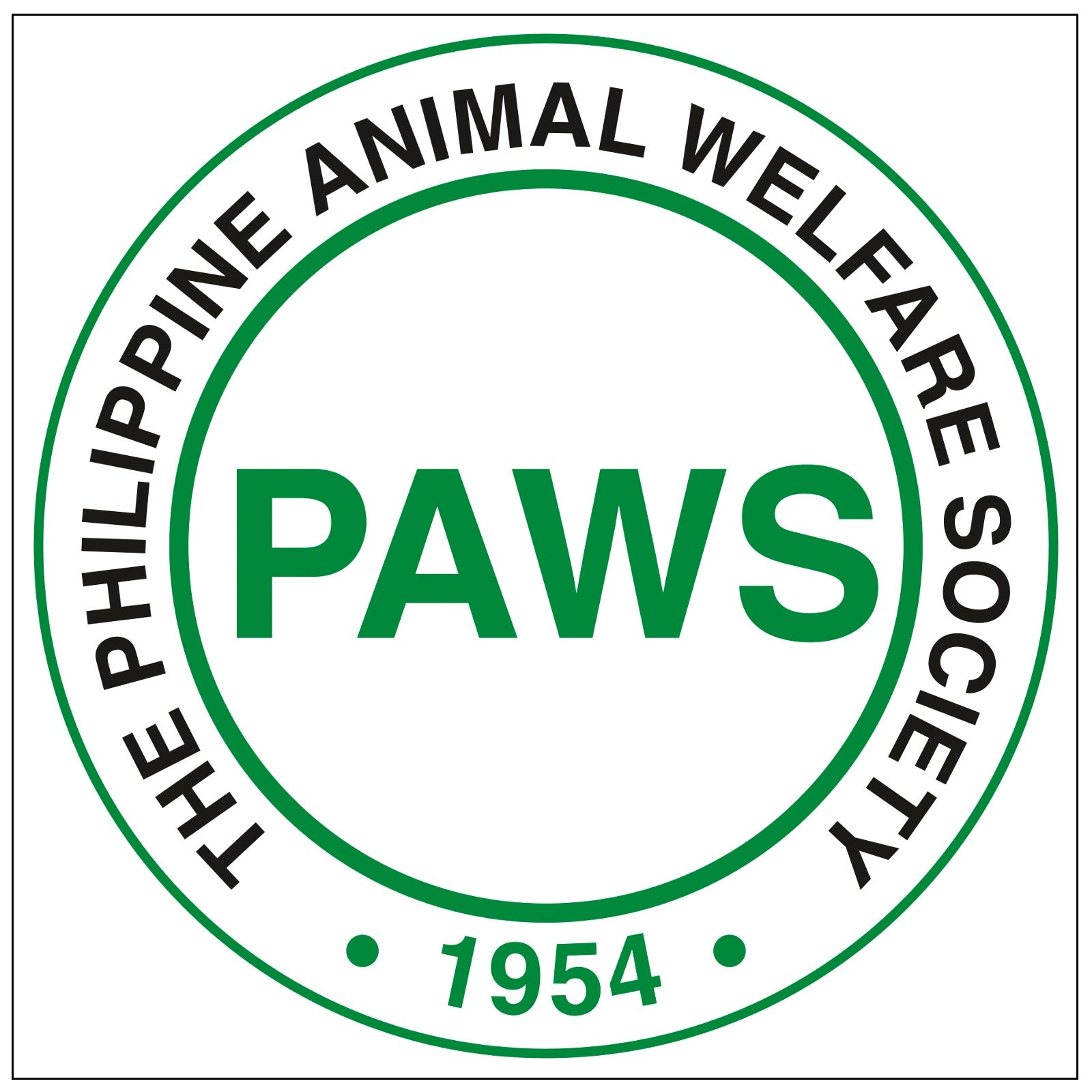 PHILIPPINE ANIMAL WELFARE SOCIETY for Typhoon relief