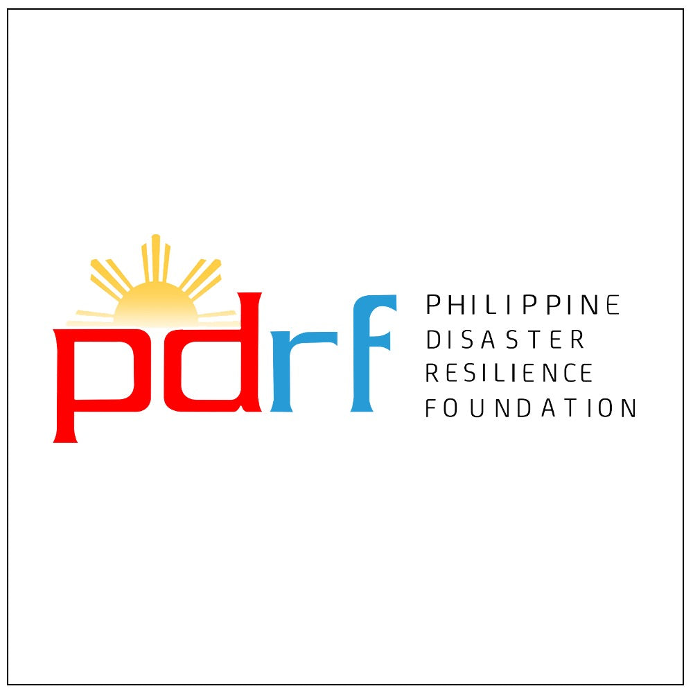PHILIPPINE DISASTER RESILIENCE FOUNDATION for Typhoon relief