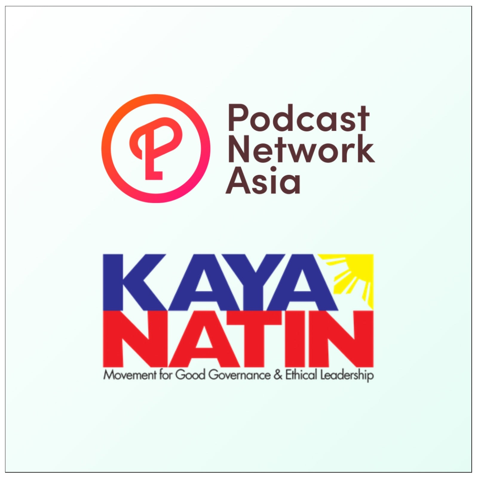 PODCAST NETWORK ASIA for Typhoon relief