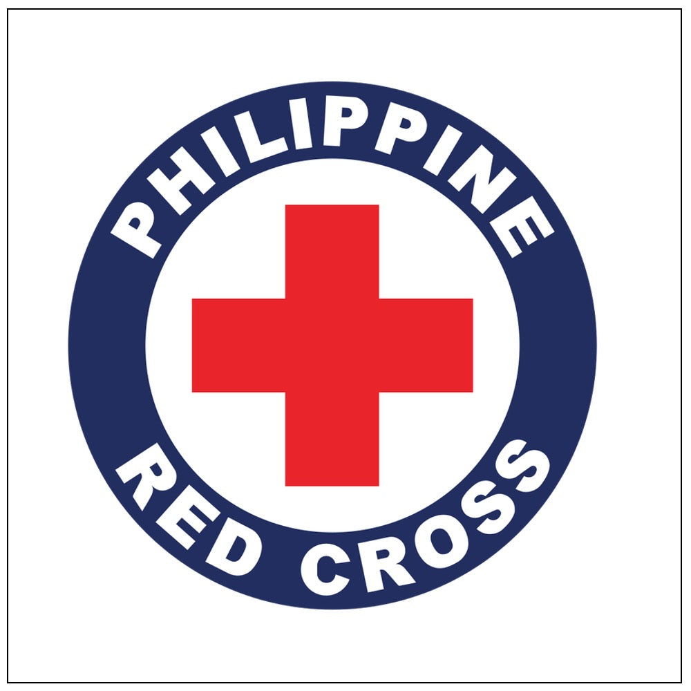 PHILIPPINE RED CROSS for Typhoon relief