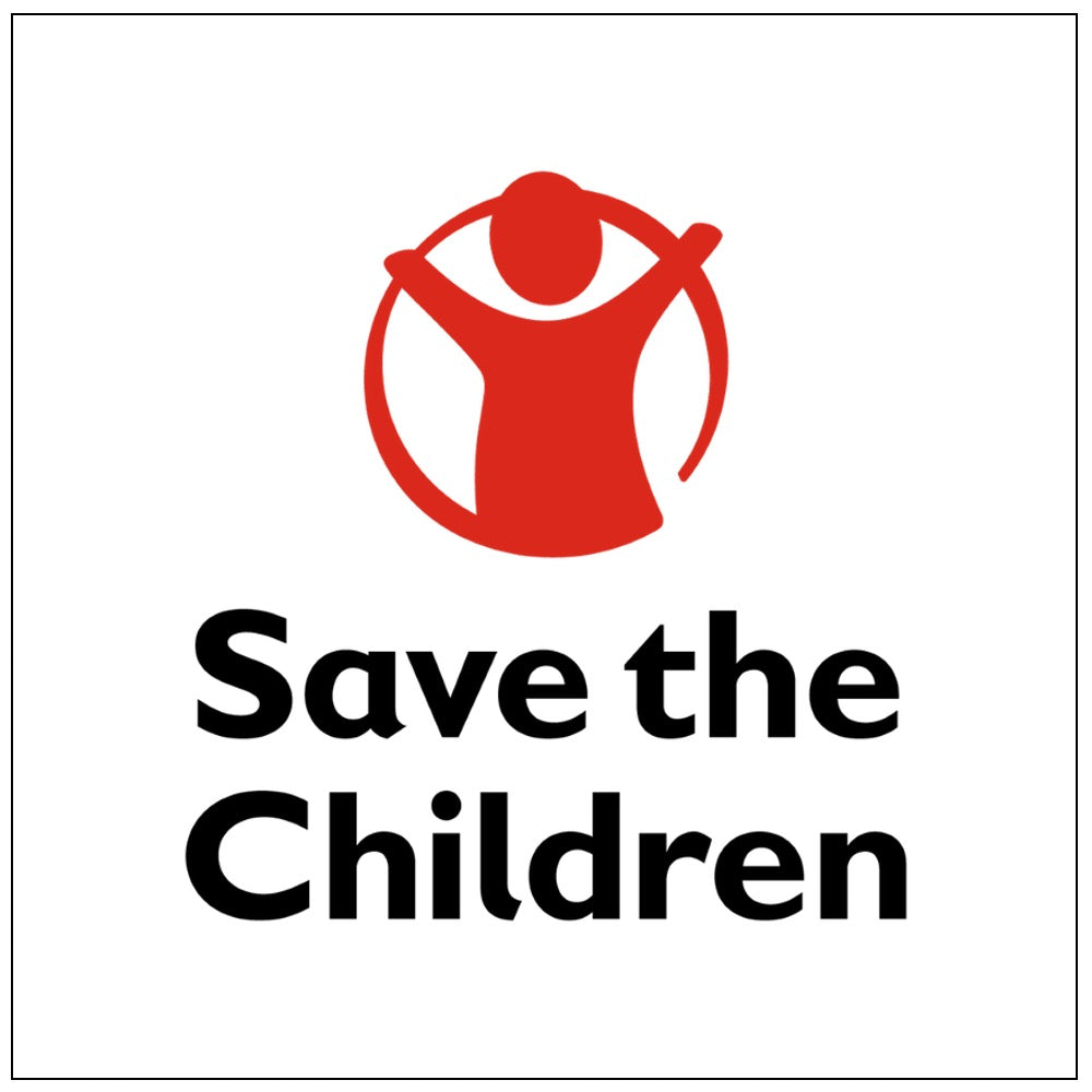 SAVE THE CHILDREN for Typhoon relief