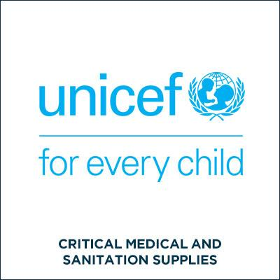 UNICEF for COVID-19