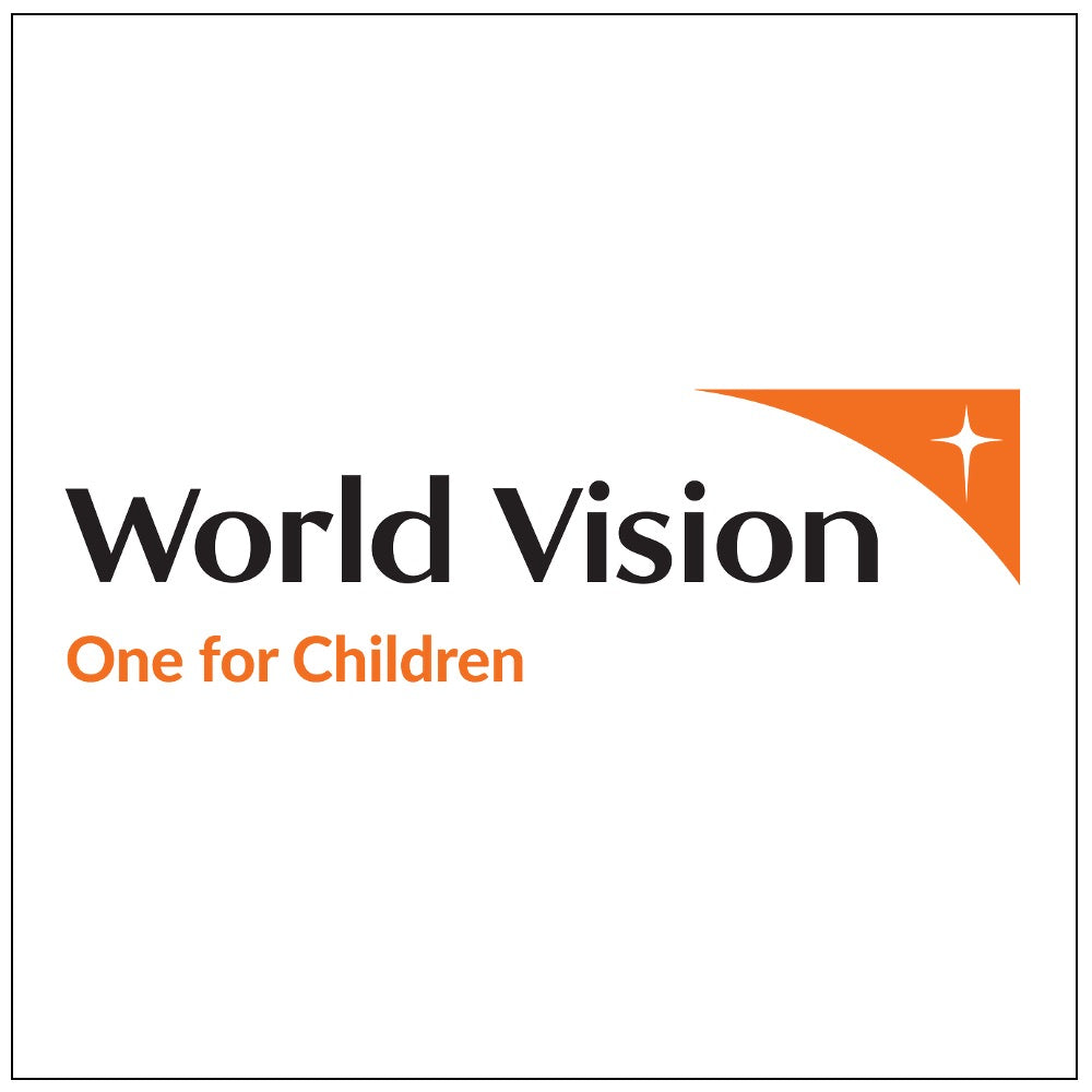 WORLD VISION for Typhoon relief