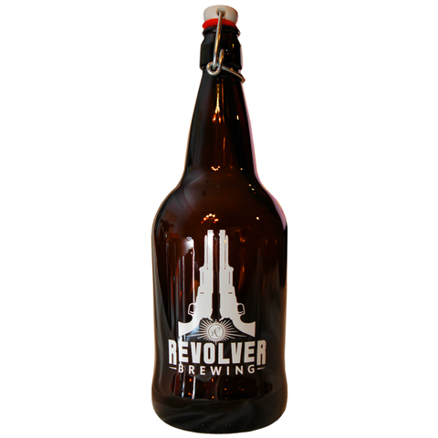Revolver Growler (Empty!)
