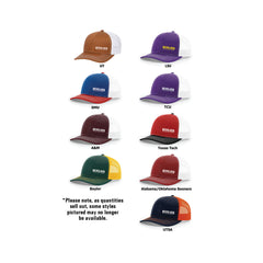 Hat - College Colors (Multiple Colors Available)