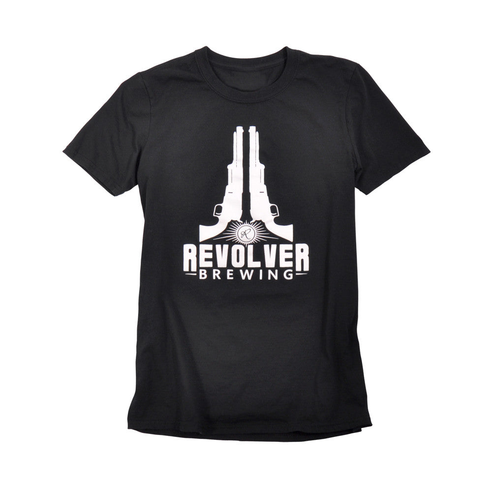 Revolver Logo Short Sleeve Men's T-shirt