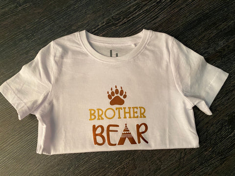 Brother, Sister, Baby Bear set RTS