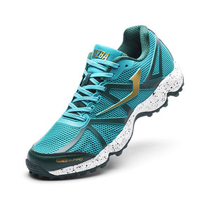 RATTLER 2.1 Men Court Shoes Advance Level Teal Gold Color