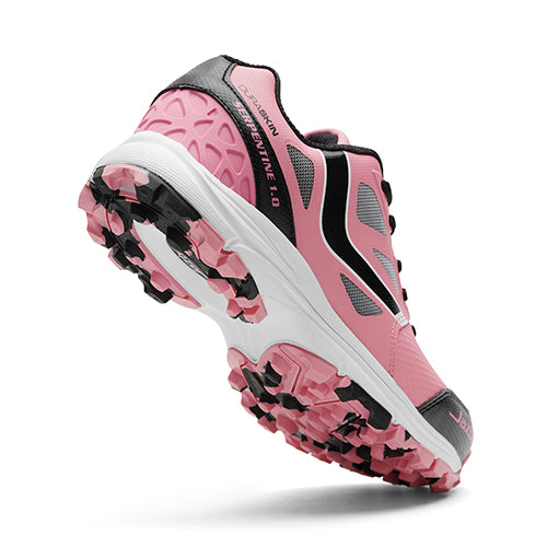 SERPENTINE 1.0 Junior Court Shoes Flamingo Color