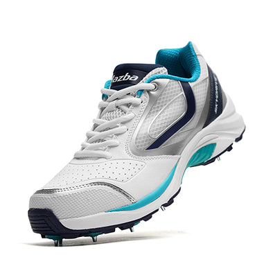 SKYDRIVE 101S Men Cricket Shoes Navy Teal Color