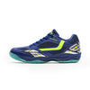 GECKOR 2.0 Men Court Shoes Navy Lime Color