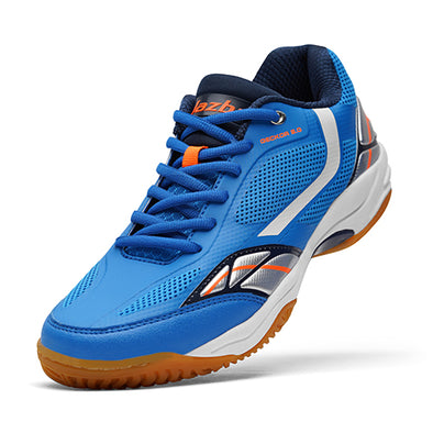 GECKOR 2.0 Men Court Shoes Blue Orange Color
