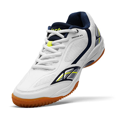 GECKOR 2.0 Men Court Shoes White Navy Color