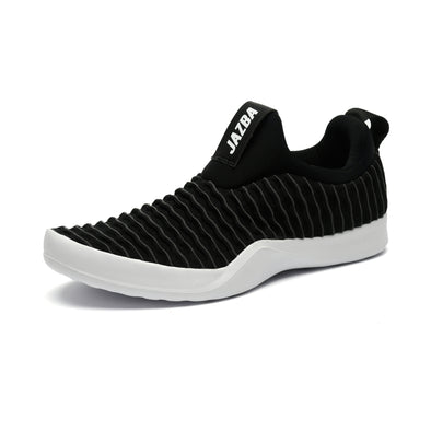 Lehar Men Shoes - Black Grey