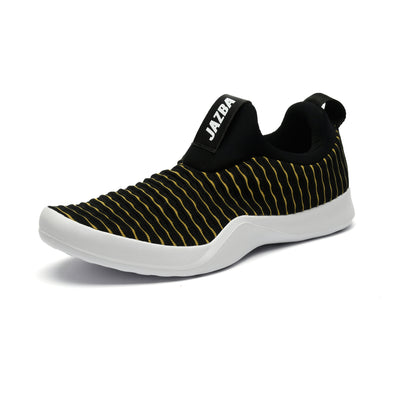 Lehar Men Shoes - Black Gold