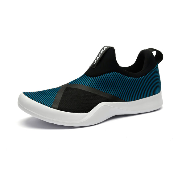 Safar Men Shoes - Blue Black