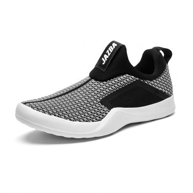 Pehchan Men Shoes - White Black