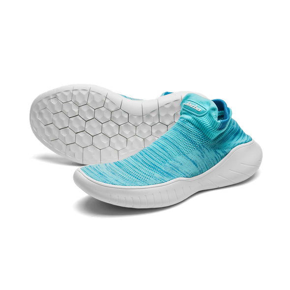 Mijaz Women Shoes - Blue Raspberry