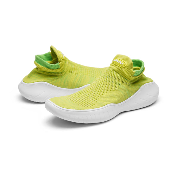 Mijaz Women Shoes - Green Apple