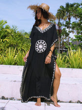 Load image into Gallery viewer, Vacation Loose Bikini Dress Cover-Ups Swimwear