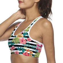 Load image into Gallery viewer, Sports bra running fitness vest