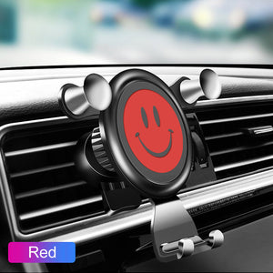 Automatic Car Moutic For Phones Mobiles Car Vent Phone Holder