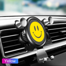 Load image into Gallery viewer, Automatic Car Moutic For Phones Mobiles Car Vent Phone Holder