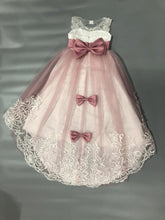 Load image into Gallery viewer, Flower Girl Dresses Off Shoulder Hapqeelin Laced Dress 13 Colors