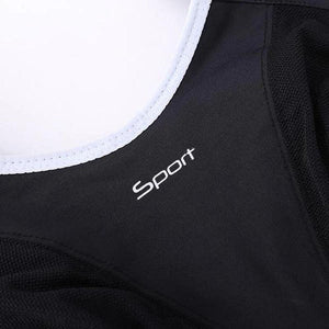Shockproof Quick Drying Seamless Sports Bra
