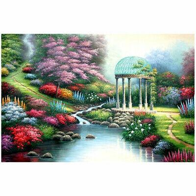 1000 Pieces Adult/Kids Cardboard Jigsaw Puzzles Decompression Toy Landscape