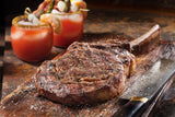 AAA Tomahawk Steak 40-45oz (2 Portions)