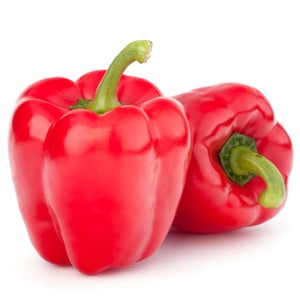 Sweet Pepper - Red Bell