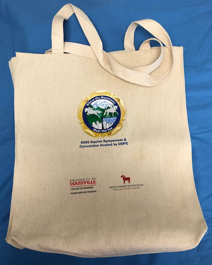 2020 Equine Symposium and Convention Bag- Closeout