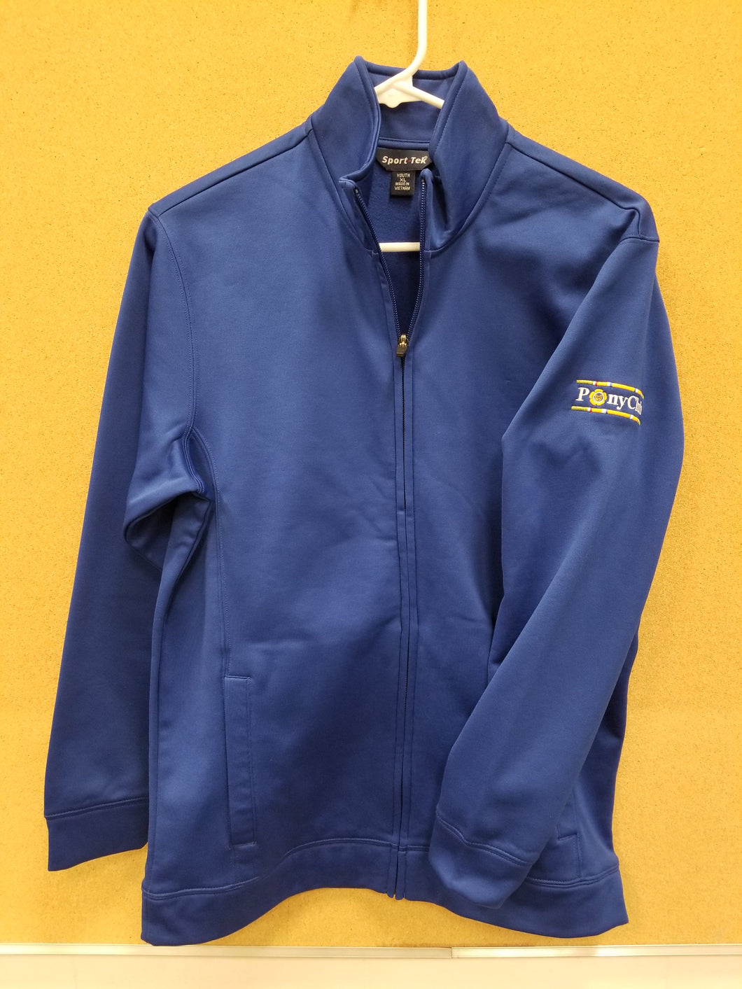 Anti-Static Wicking Zip Jacket