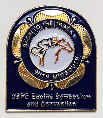 2018 Equine Symposium and Convention Pin