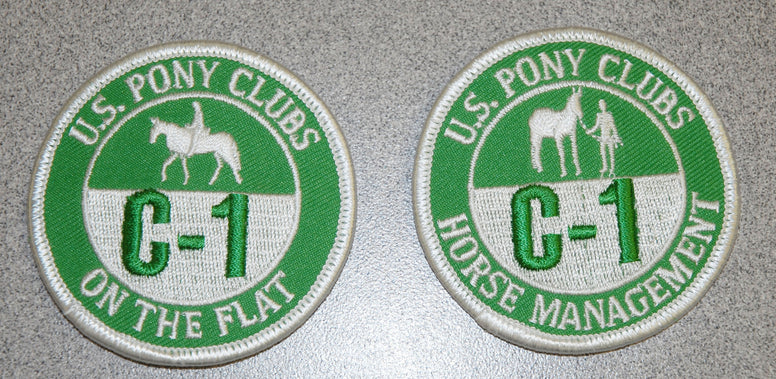 Vintage Patch - C-1 Certifications