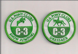 Patch - C-3 Certifications