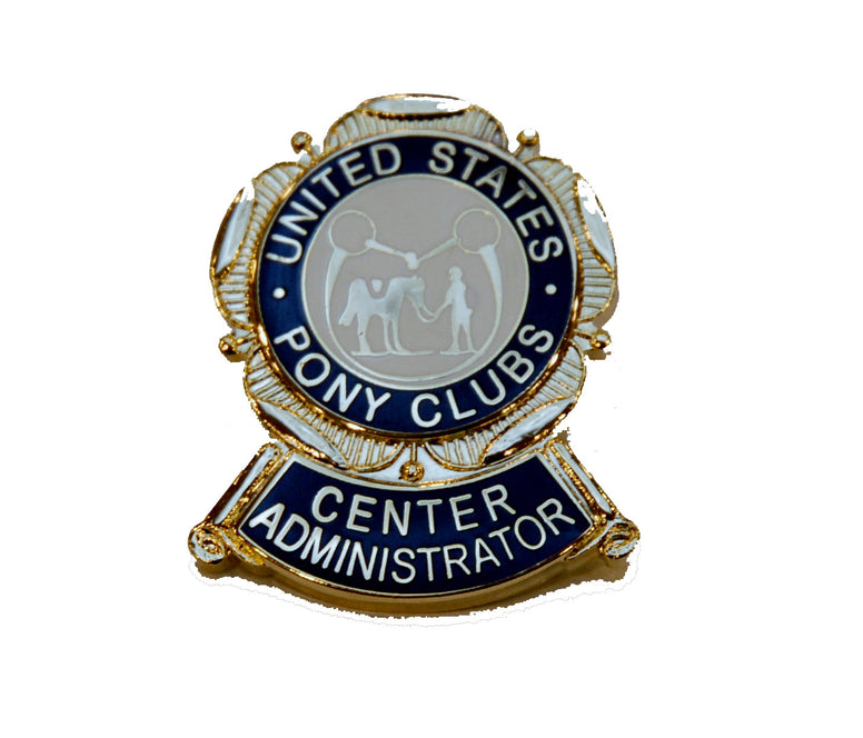 Pin - Center Administrator
