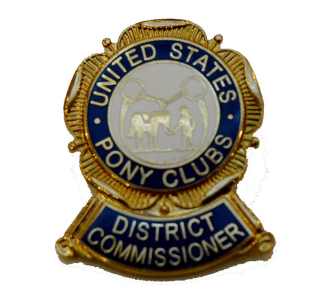 Pin - District Commissioner/Joint District Commissioner