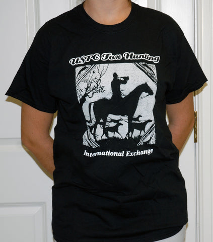 International Fox Hunting Exchange T-Shirt-Special