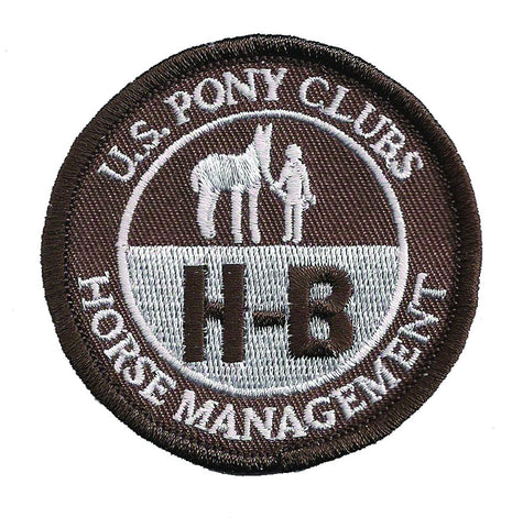 Patch - H-B Certification