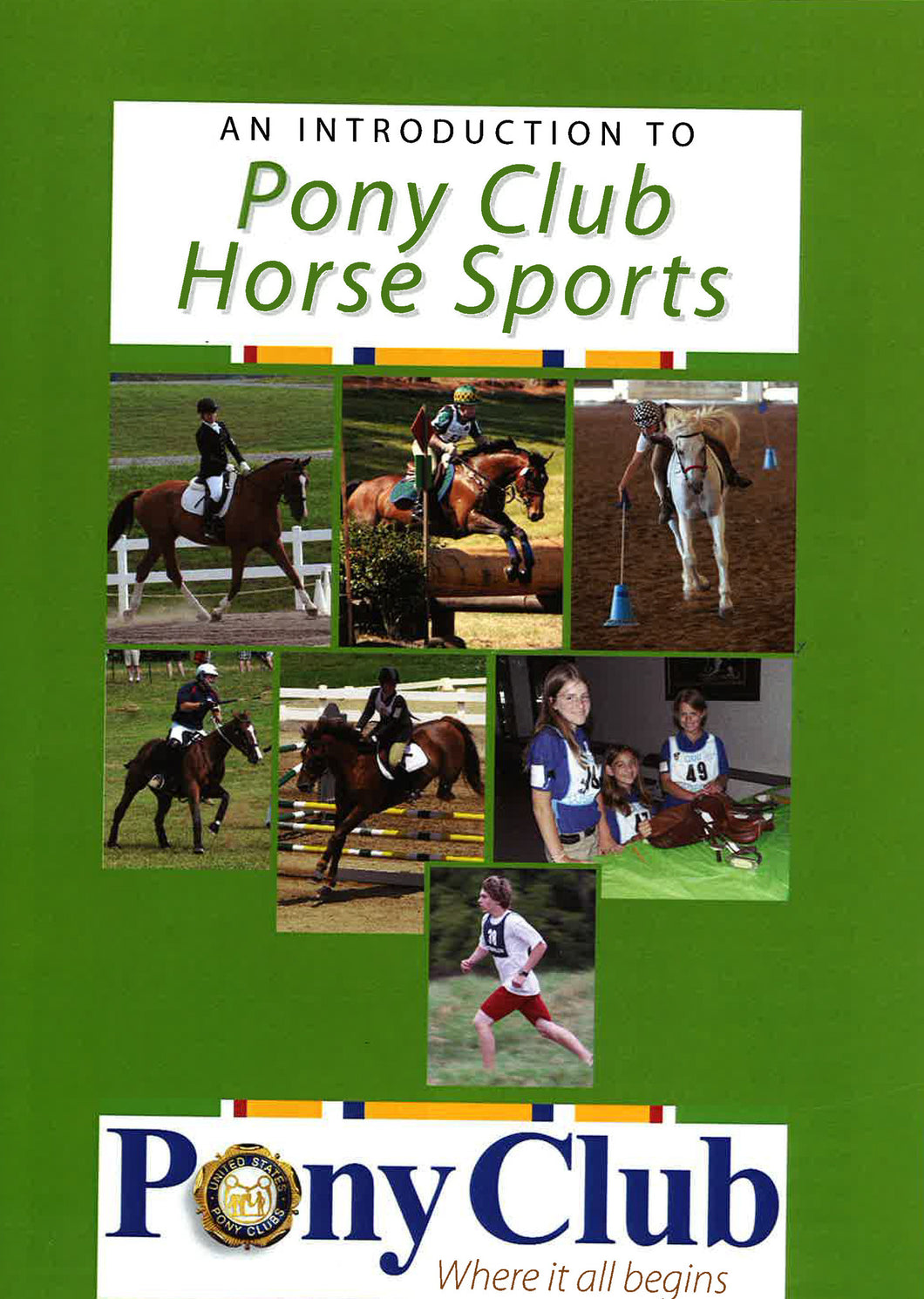 An Introduction to Pony Club Horse Sports